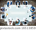 table, meeting, business 16513859