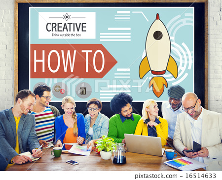 Creative Innovation Development Growth Success Plan Concept 16514633