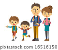 家庭旅行 16516150