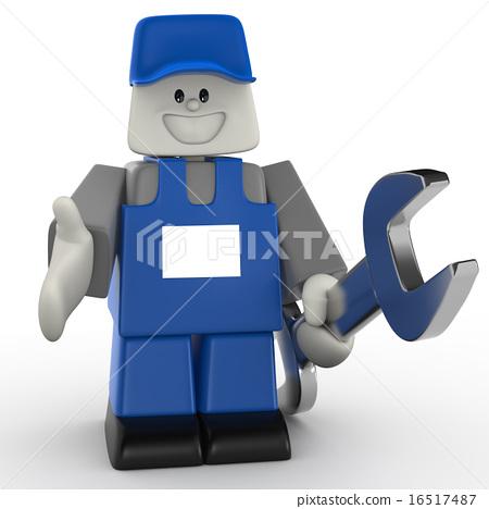 mechanic 16517487