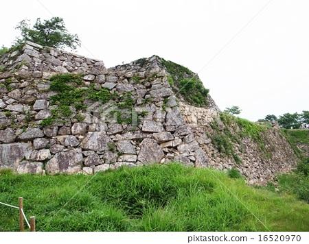 Takeda castle 16520970