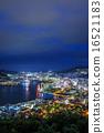 นางาซากิ,ประภาคาร,ภาพถ่ายอาคารช่วงค่ำ 16521183