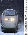 電氣列車 山形新幹線 火車 16531951