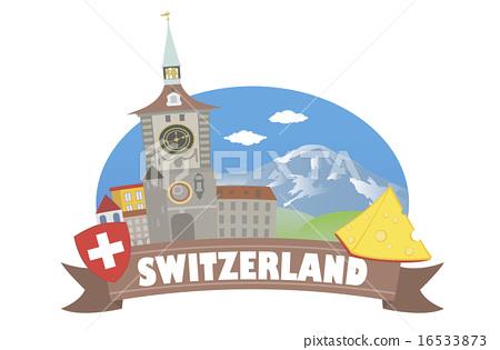 Switzerland. Tourism and travel 16533873