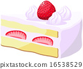 pastry, western confectionery, western-style sweet 16538529