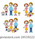 family, happy, happiness 16539222