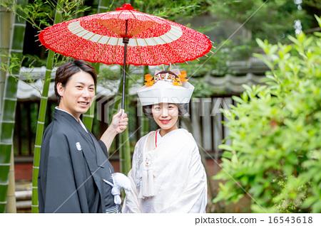 sex, japanese clothing, looking at camera 16543618