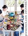 午餐 午飯 食物 16544667