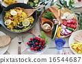 午飯 午餐 桌 16544687