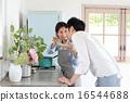 有机厨房夫妇 16544688