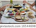 午餐 午饭 食物 16544698