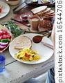 有機食品午餐Macrobiotic 16544706
