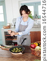 胡椒磨 廚房 夫人 16544716