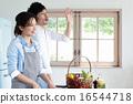 有机厨房夫妇 16544718