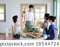 午飯 朋友 午餐 16544724