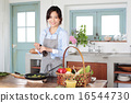 有机厨房 16544730