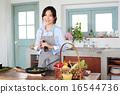 有机厨房 16544736