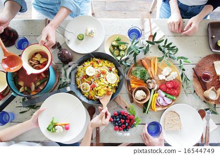 午飯 午餐 食物 16544749