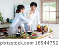 有机厨房夫妇 16544752