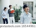 休閒 同事 男人 16544961