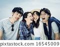 年輕人 夥伴 朋友 16545009