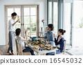午餐 人類 人物 16545032