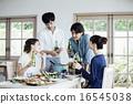 午餐 進餐 瘦身 16545038
