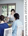 家庭聚会,用餐 16545042