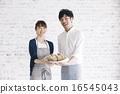 面包 面包房 员工 16545043