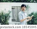 男性肖像片 16545045