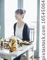 家庭聚會,用餐 16545064