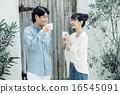 夫婦 人類 人物 16545091