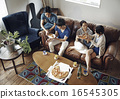 家庭聚會 人 人物 16545305
