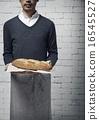 法棍 法式麵包 遵守 16545527