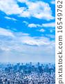 天空景觀·東京 16549762