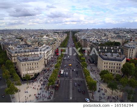 Stock Photo: europe, street, townscape