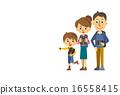 徒步旅行 遠足 家庭 16558415