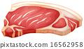 Pork chop 16562958