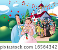 wedding, nuptials, weddings 16564342