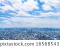 天空景觀·東京 16568543