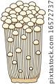 팽이 버섯 16572737