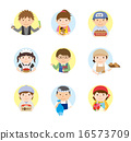 Various work icon 02 16573709