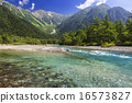 summer, kamikochi, yamadake resort 16573827