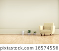 起居室 觀葉植物 室內盆栽 16574556