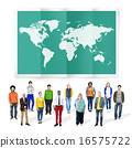 World Global Business Cartography Globalization International Co 16575722
