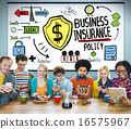 Business Insurance Policy Guard Safety Security Concept 16575967