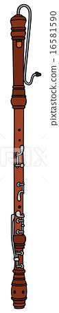 Classic oboe 16581590