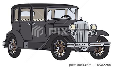 Vintage car 16582200