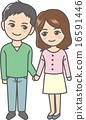 A close couple couple 16591446