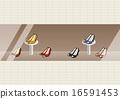 รองเท้าขบวนพาเหรด 002 16591453